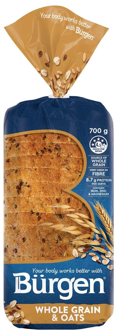 Bürgen Whole Grain & Oats
