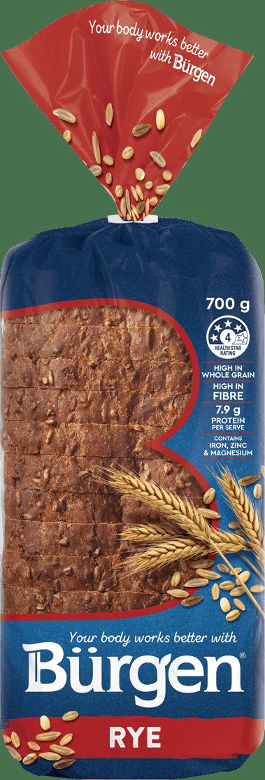 Bürgen Rye Bread