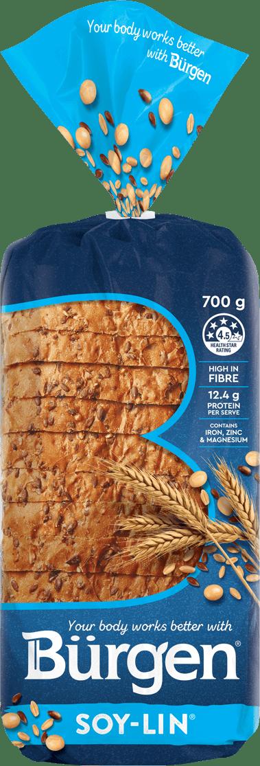 Bürgen Soy-Lin Bread