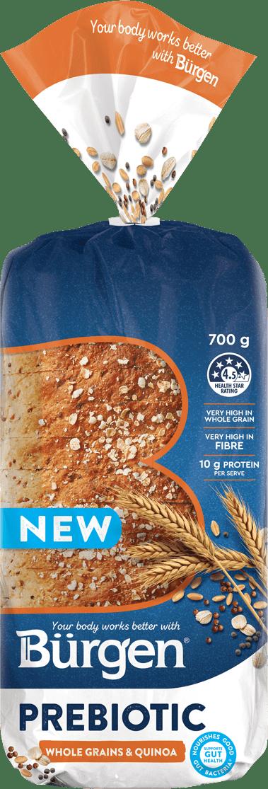 Bürgen Whole Grains & Quinoa